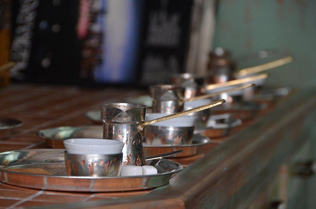Osmanischer Kaffee